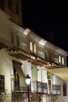 Orce plaza.