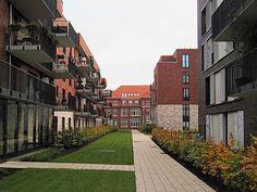 Hamburg (Barmbek-Nord) - Quartier 21