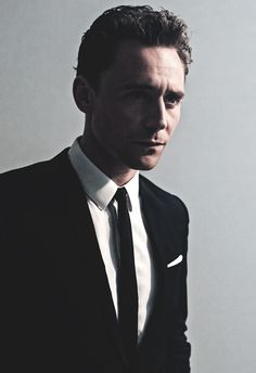 Tom Hiddleston in Total Film - November 2013.  Yeah, he's on my wedding board. Guess why. : )