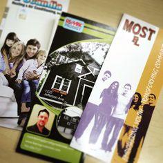 Brochures, Brochures, and more Brochures! #rapidpressprinting #graphicdesign #brochures