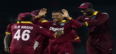 West Indies dumps Sri Lanka at Chris Gayle's house party at Bangalore