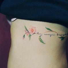. 무궁화 . #tattoo#tatuaje#tattooer #타투#꽃타투#난도타투 #래터링#레터링타투#무궁화타투