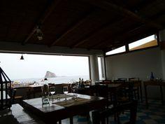 """Pranzo """"ADELINA""""(Osteria), Isola Panarea, Isole Eolie Sicilia"""