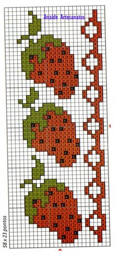 Discover thousands of images about Penguin cross stitch. Cross Stitch Fruit, Cross Stitch Kitchen, Cross Stitch Bookmarks, Mini Cross Stitch, Cross Stitch Borders, Modern Cross Stitch Patterns, Cross Stitch Charts, Cross Stitch Designs, Cross Stitching