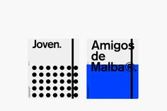 The Museum of Latinoamerican Art of Buenos Aires (MALBA) notebook by Empatia Year:2013.