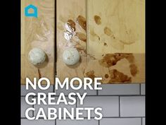 Cleaning Kitchen Cabinets The Easy Way! | Hometalk