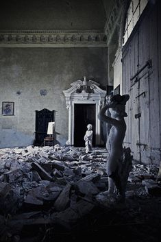 "speciesbarocus: ""Mike Foo - Castello dell' Artista (2014). """
