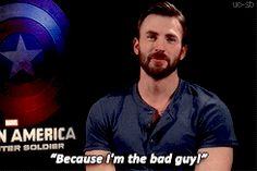Chris Evans || Talking about the Muppets