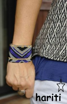 nouvelle collection bracelet tissé