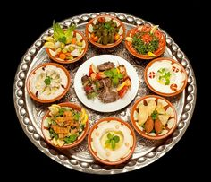 Syrian food...Cant wait to try one day!