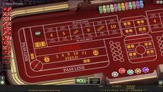 Populäre #WorldMatch CRAPS PRIVEE Spiel - schon kostenlos gespielt? Versuch dein Glück im Casino #Würfelspiel online!