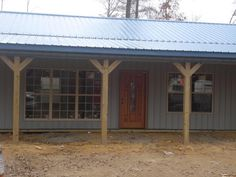 Metal Shed Type Homes On Pinterest Steel Frame House Metal Homes