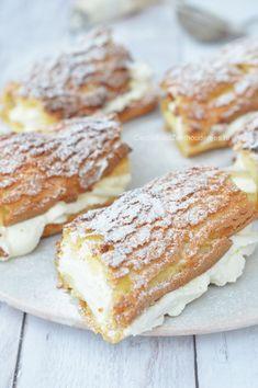 Dutch Recipes, Spicy Recipes, Baking Recipes, Eid Sweets, Pie Dessert, Eclairs, C'est Bon, Let Them Eat Cake, Cupcake Cakes