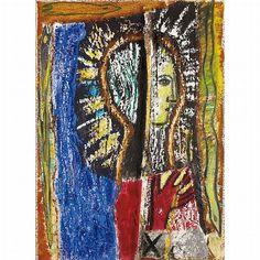 European, American, Modern & Contemporary Art - Sale - Lot 96 - Doyle New York Sandro Chia, Paper Board, European American, American Modern, Art For Sale, Contemporary Art, Auction, Antiques, Luigi