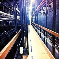 Teatro Real Madrid backstage
