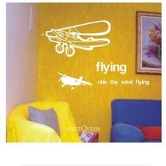 Fliegen dekorative Wand-Aufkleber