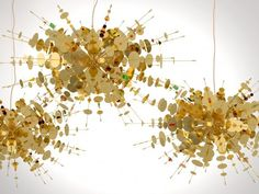 Confetti Chandelier