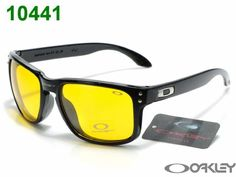 oakley holbrook sunglasses black yellow iridium