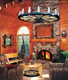 Authentic Wagon Wheel Fixtures And Furniture Wagon Wheel Table, Wagon Wheel  Light, Wagon Wheel