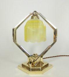 Pierre Maynadier | French Art Deco Lamp