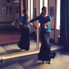 Had a fantastic flamenco class Casa Patas - great fun! Can we move? Not really, but Sara here can. Find us on Instagram: https://instagram.com/livesharetravel/