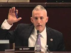 Benghazi Hearing Witness to Gowdy: Ask Ex-US Ambassador to Egypt why Christopher Stevens was in Benghazi