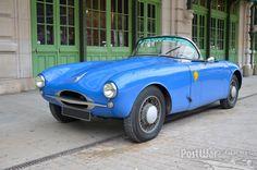 Peugeot PEUGEOT 203 BARBIER CHAMBAS BARQUETTE 1957 for sale