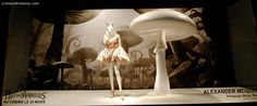 #printempshaussmann #Paris #Alice #windows #mannequins
