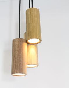 JB Wooden Pendant Lights by M Dex Design made in United Kingdom (UK) on CROWDYHOUSE  #lamp #light #lighting