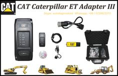 2015A cat communication et adapter 3 with sis 2016 software is available on VOBDII.COM.