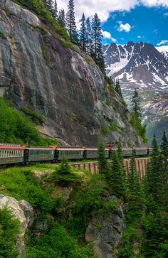 White P Summit Route Excursion In Skagway Ak Visit Alaska Trip Juneau