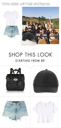 """""""Sin título #1143"""" by amandasets ❤ liked on Polyvore featuring Mulberry, T By Alexander Wang, H&M and Kenneth Cole"""