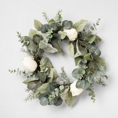Northlight Unlit Lavender And Heather Artificial Spring Floral Twig Wreath : Target Moss Wreath, Twig Wreath, White Wreath, Hydrangea Wreath, Shell Wreath, Wreaths For Front Door, Door Wreaths, Front Porch, Fall Wreaths