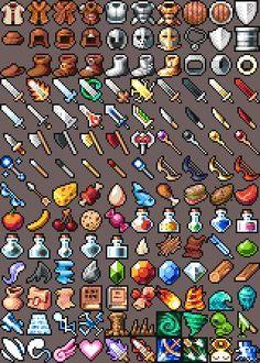 How To Pixel Art, Arte 8 Bits, Character Design Animation, Character Art, Character Sheet, Character Concept, 8bit Art, Pixel Art Games, Game Concept Art
