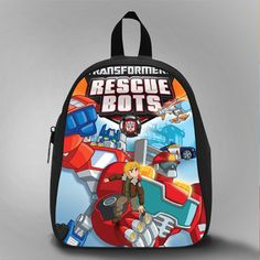 http://thepodomoro.com/collections/schoolbags-and-backpacks/products/optimus-prime-rescue-bots-school-bag-kids-large-size-medium-size-small-size-red-white-deep-sky-blue-black-light-salmon-color