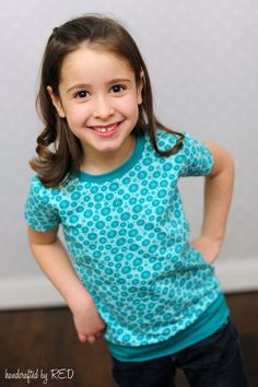 Hibernis cowl shirt. Sofilantjes.com