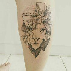 Trendy tattoo elephant back beautiful 56 ideas Dream Tattoos, Back Tattoos, Cover Up Tattoos, Future Tattoos, Body Art Tattoos, Trendy Tattoos, Cool Tattoos, Lioness Tattoo, Petit Tattoo