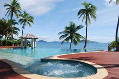 Ahhh - beautiful Mana Island, Fiji