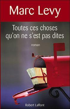 Toutes ces choses qu'on ne s'est pas dites! Loved it so much I studied it with my gr.8 French class! Magnifique!