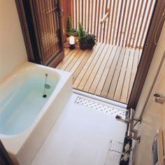 バス(風呂・浴室)/トイレのリフォーム・注文住宅事例|SUVACO