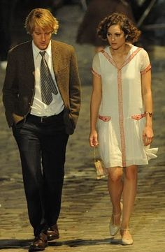 obsessed with all of adriana's dresses from midnight in paris... but especially this one!