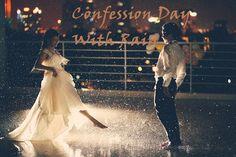 Confession Day Rain Whatsapp Status DP