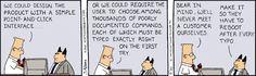 #UX #UI #Dilbert