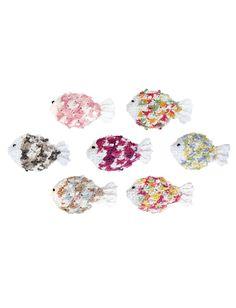 Yarnspirations.com - Lily Bubbles the Fish - Patterns  | Yarnspirations