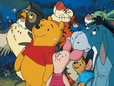 A description of tropes appearing in New Adventures of Winnie the Pooh. The New Adventures of Winnie-the-Pooh is a Disney animated TV series in the style of … Tigger And Pooh, Winne The Pooh, Winnie The Pooh Quotes, Pooh Bear, Eeyore, Disney Winnie The Pooh, Christopher Robin, Day Book, Iconic Characters