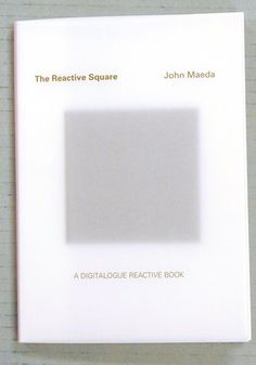 """John Maeda, """"The Reactive Square"""" (1995) 