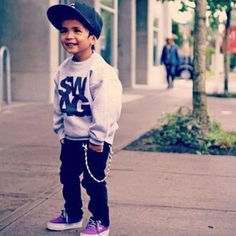toddlers with swag! absolutely adorable
