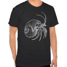 Hermit Crab Shirts