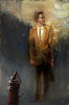 The Art of Joshua Flint Figure Painting, Painting & Drawing, Sculpture Art, Sculptures, Modern Art, Contemporary Art, Matte Painting, Cool Art, Awesome Art