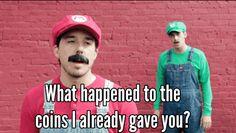 If Nintendo's Smash Bros Fought Like We Do